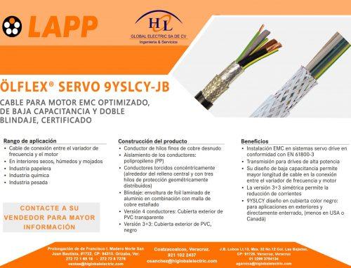 ÖLFLEX® SERVO 2YSLCY-JB